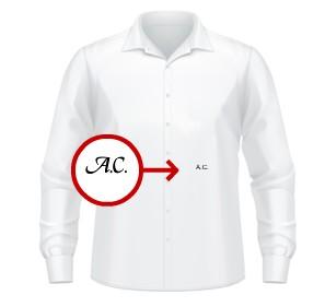 camicia-personalizzata-con-iniziali